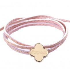 bracelet-amazone-trefle-plaque-or_2