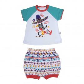 ensemble-tee-shirt-sarouel-bebe-garcon-crazy-choc