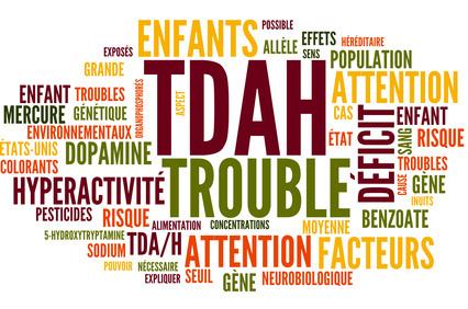 TDAH: Trouble du Déficit de l'Attention avec Hyperactivité TDA